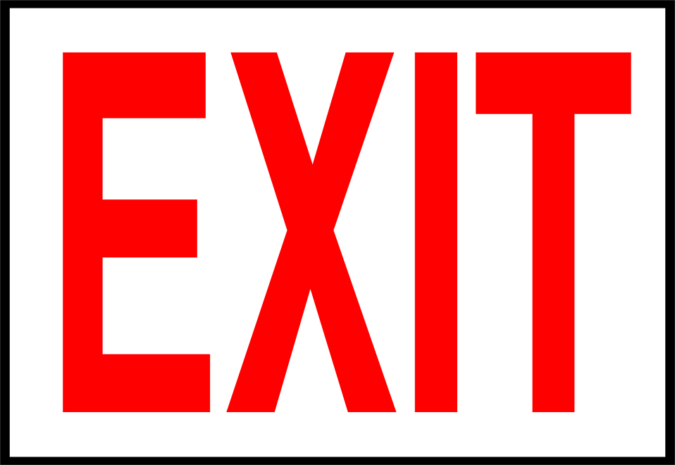 Exit Sign Clip Art Exit Sign Clip Art Ex-Exit Sign Clip Art Exit Sign Clip Art Exit Sign Clip Art Exit Sign-5
