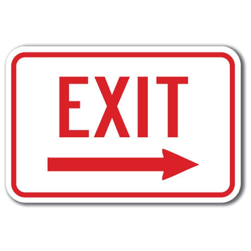 Exit Sign Clipart Best .-Exit Sign Clipart Best .-8