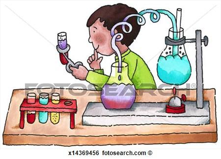 experiment clipart