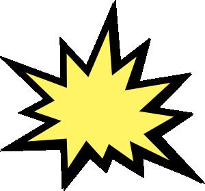 Explosion Clip Art-Explosion Clip Art-7