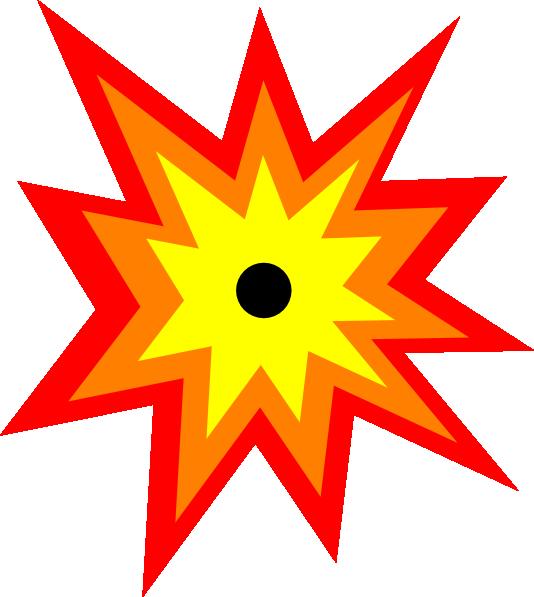 Explosion Clip Art Free Free .-Explosion clip art free free .-8