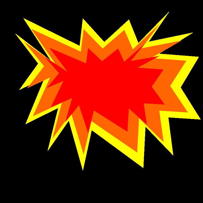 Explosion Clip Art Free Free .-Explosion clip art free free .-9