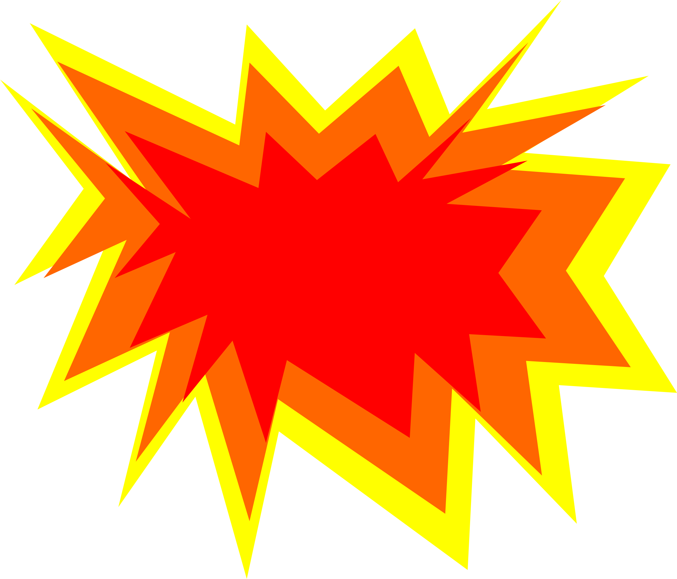Explosion Clip