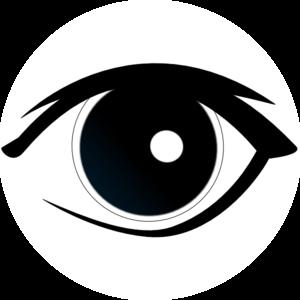 eye clipart black and white-eye clipart black and white-18