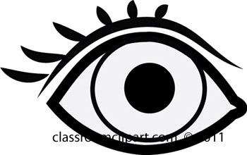 Eye Clip Art Black And White Black White-Eye Clip Art Black And White Black White Eye With Lashes Jpg-13