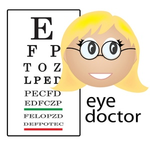 Eye Doctor Clip Art Images Eye Doctor Stock Photos Clipart Eye