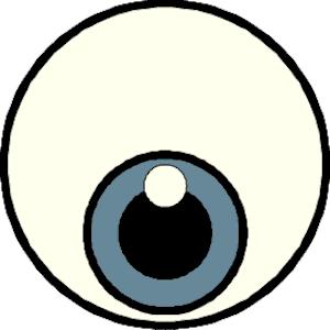 Eyeball Eye Clip Art Free Clipart Images-Eyeball eye clip art free clipart images-11
