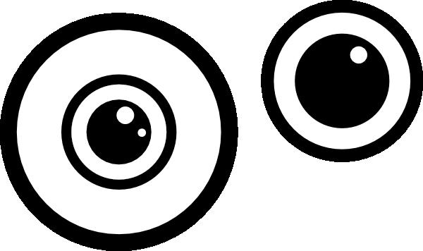 Eyeball Eye Clipart Black And White Free-Eyeball eye clipart black and white free images-12