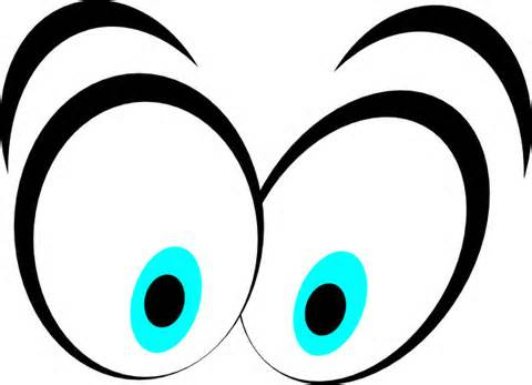 Eyeballs clipart hostted