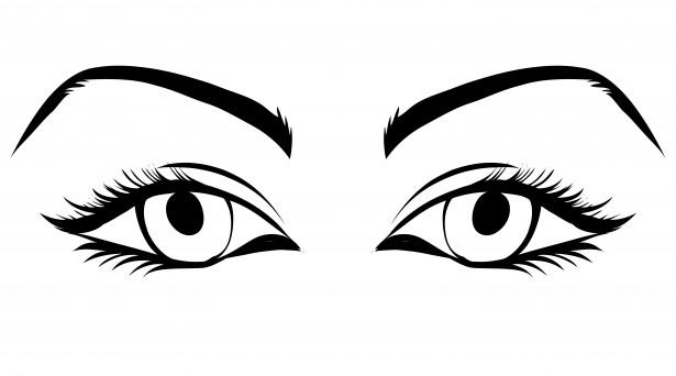 Eyes eye clip art free clipart image 3 c-Eyes eye clip art free clipart image 3 cliparting-7