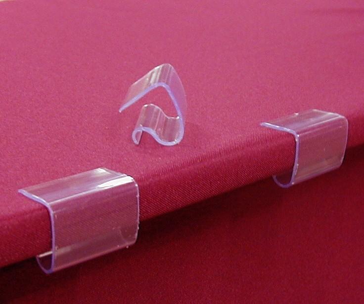 EZ TABLE CLOTH CLIPS™-250 MINI PACK