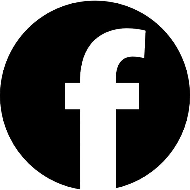Facebook Logo In Circular Shape-Facebook logo in circular shape-11