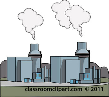 Factories Clip Art-Factories Clip Art-11
