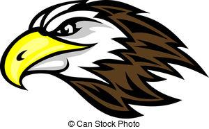Cartoon falcon head for mascot or tattoo-Cartoon falcon head for mascot or tattoo design-6
