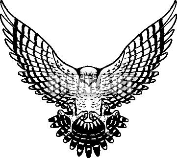 Falcon Clip Art-Falcon Clip Art-14