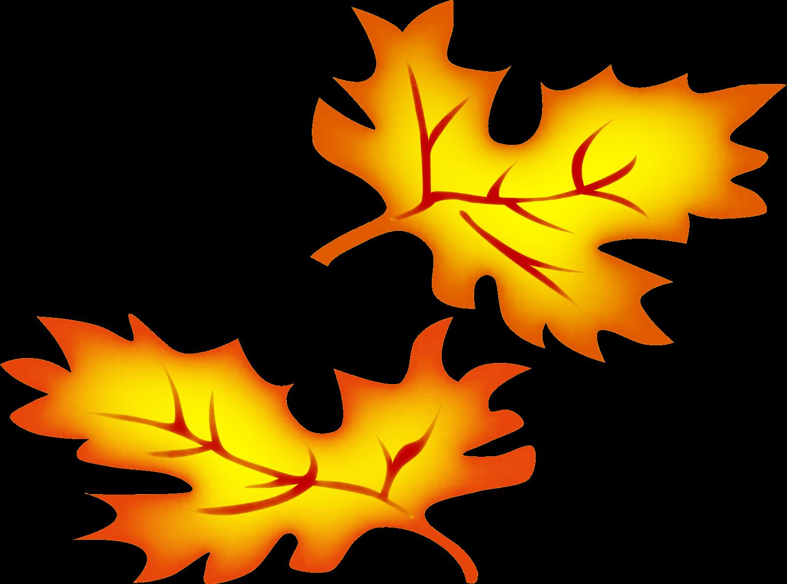 Fall Leaf Clipart-fall leaf clipart-6