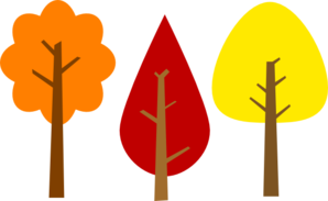 Fall Tree Clipart-fall tree clipart-7