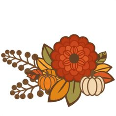 Fall Autumn Thanksgiving Clip Art On Pinterest Clip Art Picasa