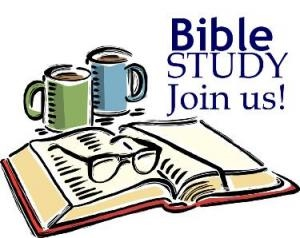 Fall Bible Study Clipart .