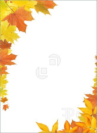 Fall Border Clip Art u0026amp; Fall Border Clip Art Clip Art Images .