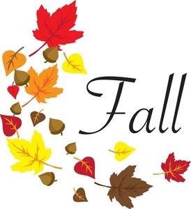 Fall Clip Art Dr Odd