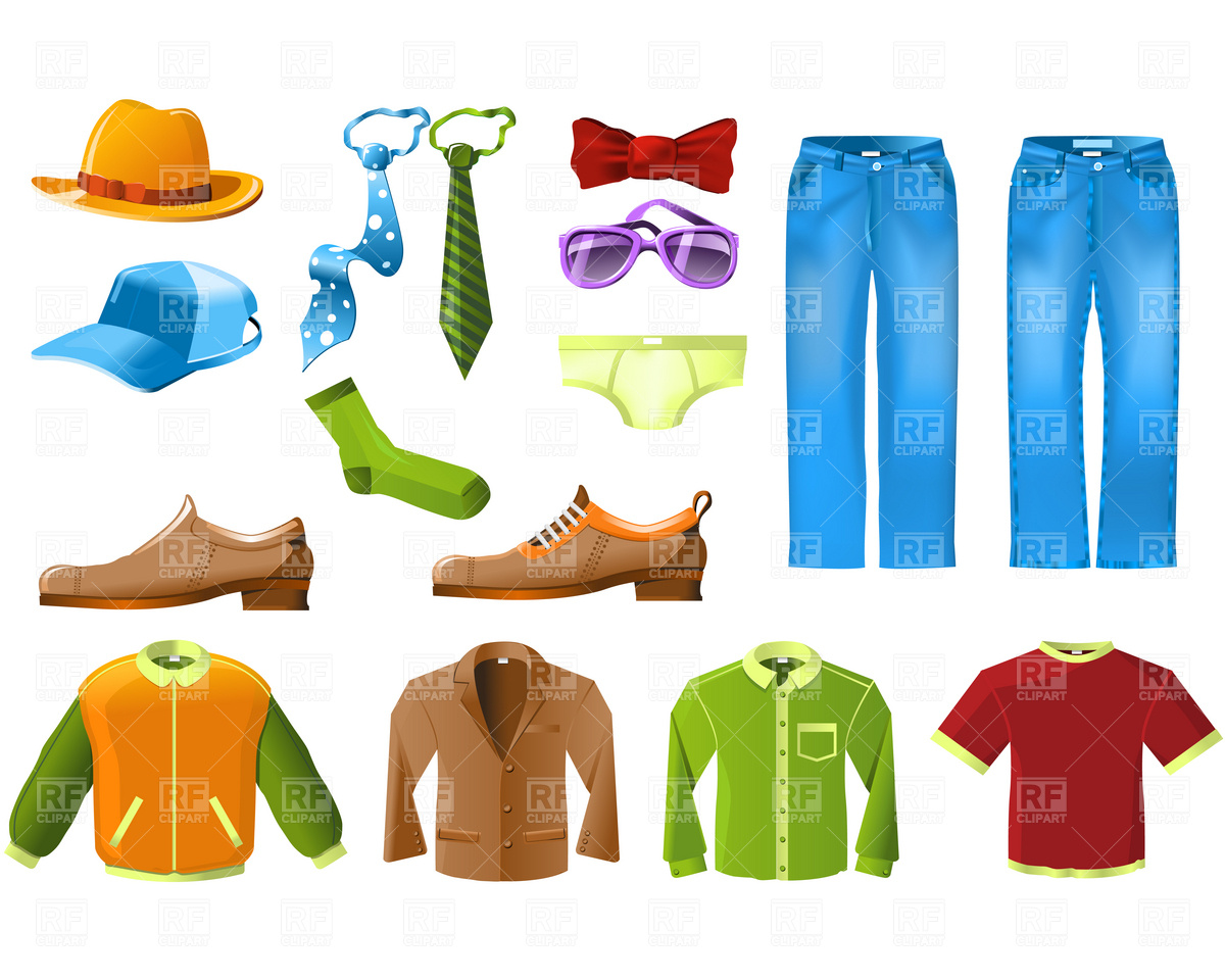 Fall Clothing Clipart Fall