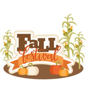 Fall festivals, Cute clipart .
