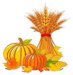 Fall Harvest Clip Art ..