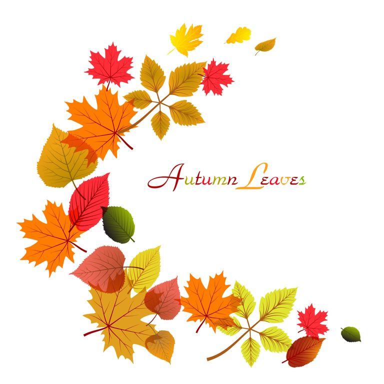 Fall Leaves Clip Art at All-Free-Downloads