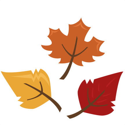 Fall Leaves Clip Art Large Fall Leaves Png