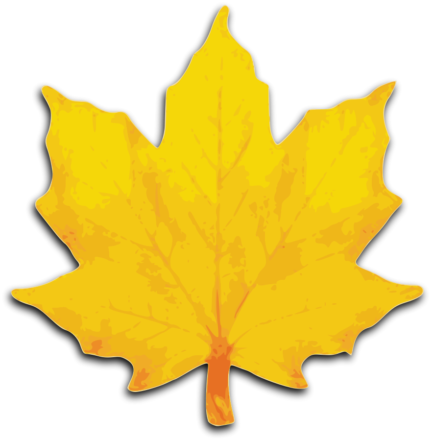 Fall Leaves Clip Art-Fall Leaves Clip Art-5
