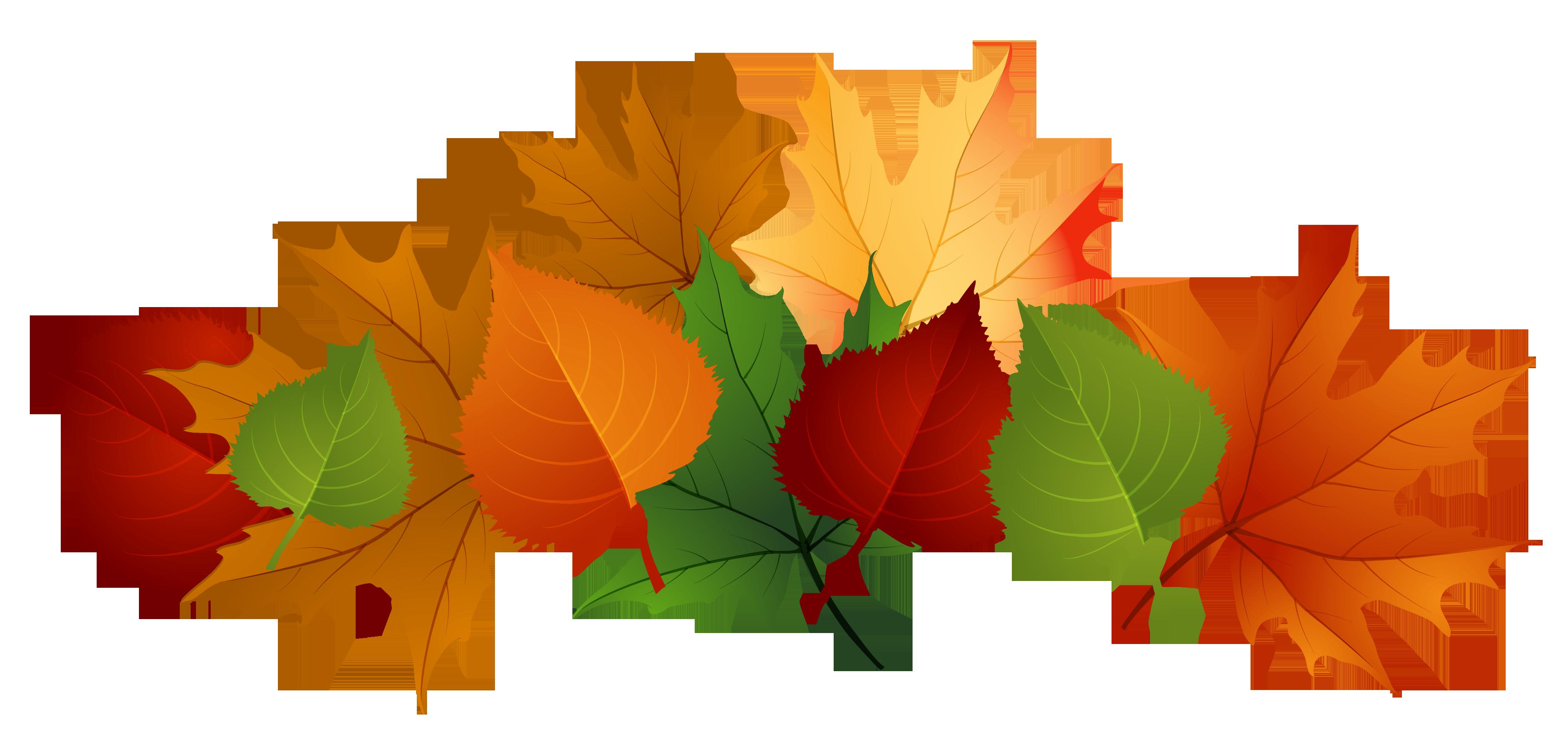 Fall Leaves Fall Clip Art .-Fall leaves fall clip art .-7