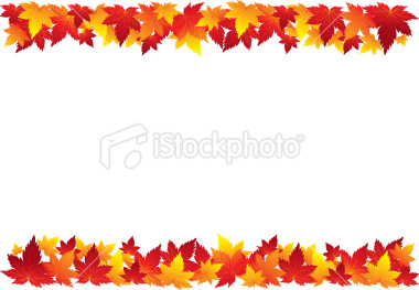 Fall Tree Border Clip Art Free. leaves borders Gallery