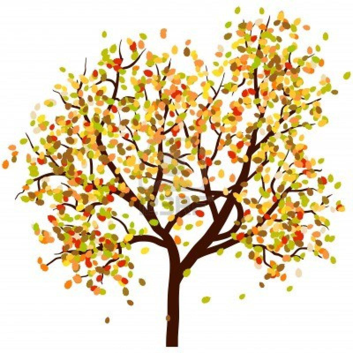 Fall Tree Clip Art | picsmix.