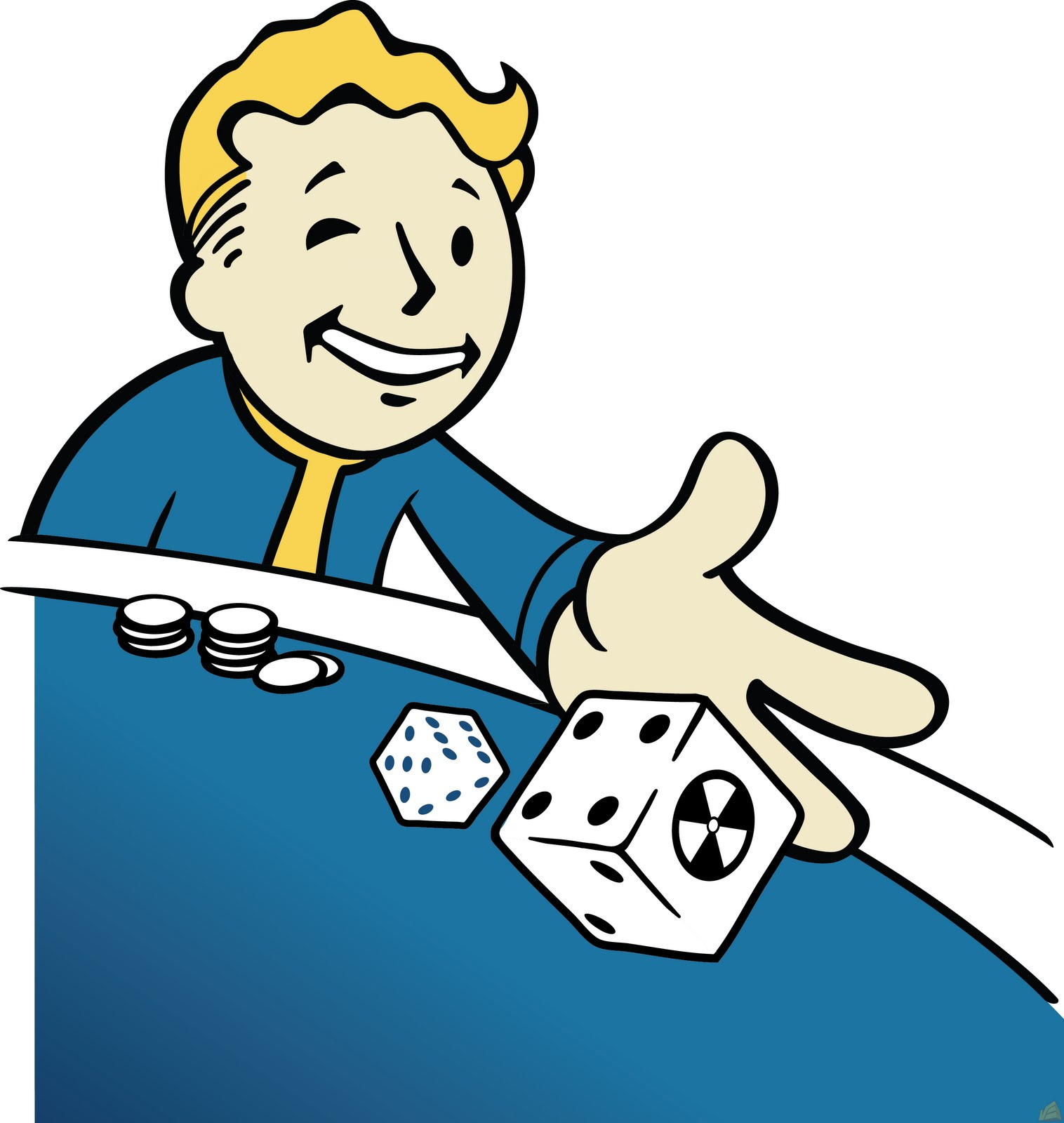 Fallout Clipart guy