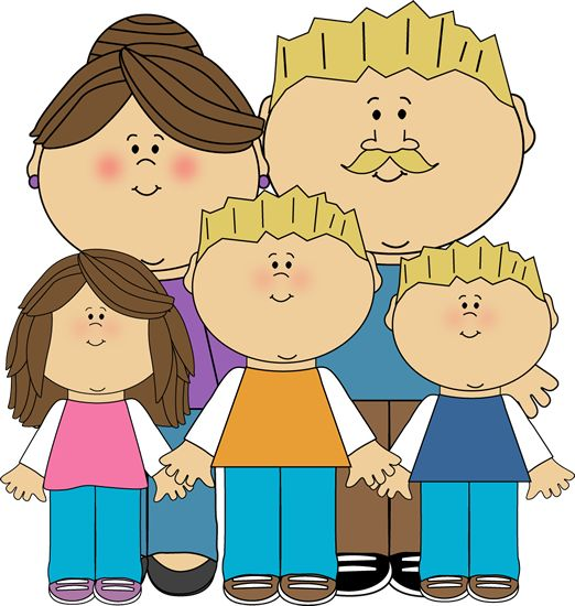 Families cliparts-Families cliparts-7