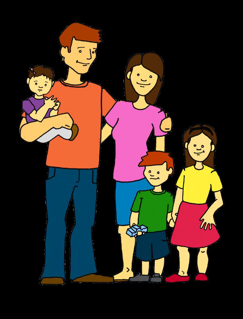 Family Clipart-family clipart-7
