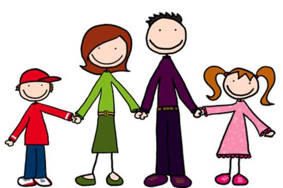 family word clipart-family word clipart-5