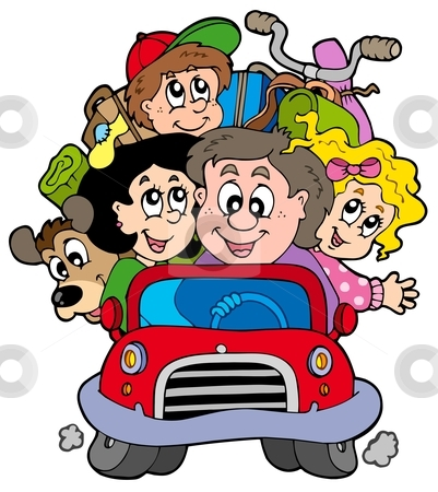 Family Car Clipart Clipart Panda Free Clipart Images