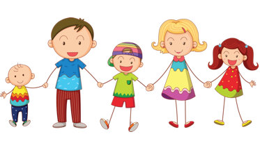 Family clip art free transparent free clipart image 4