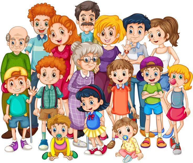 Family Clipart-Clipartlook.com-736