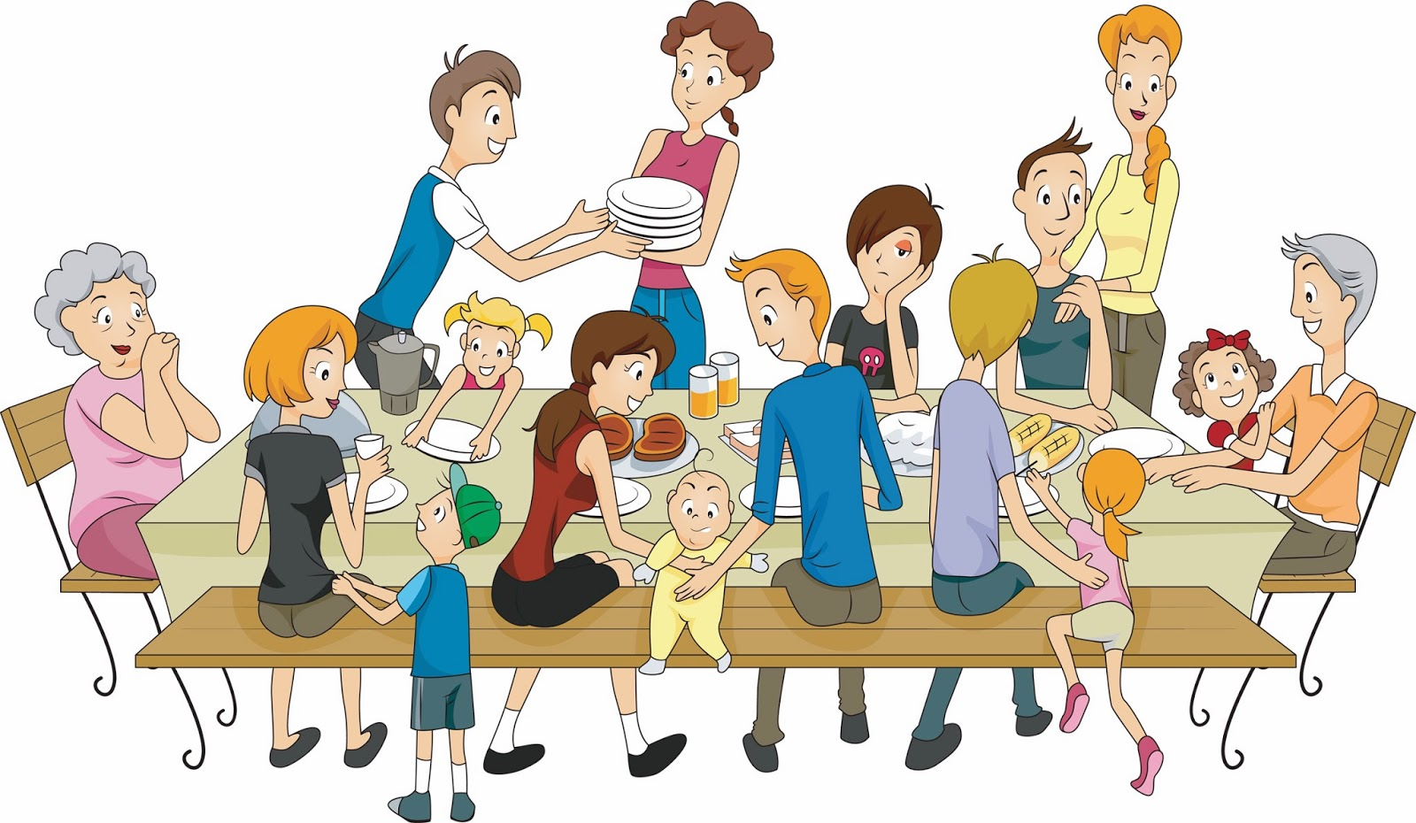 Family clipart free clipart image 9-Family clipart free clipart image 9-13
