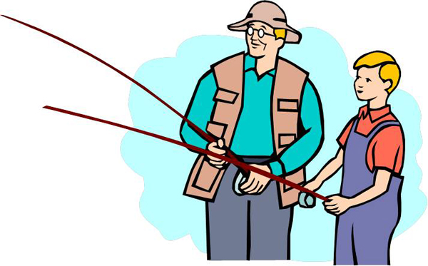 Family Fishing Clipart If They Re Fishin-Family Fishing Clipart If They Re Fishing Help Them-2