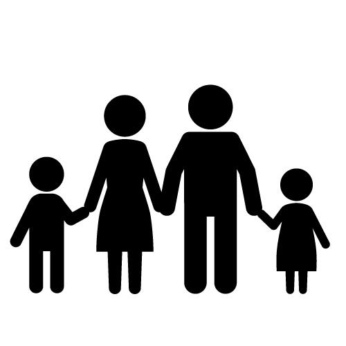 Family - Icon - Free Material-Family - Icon - Free material-3