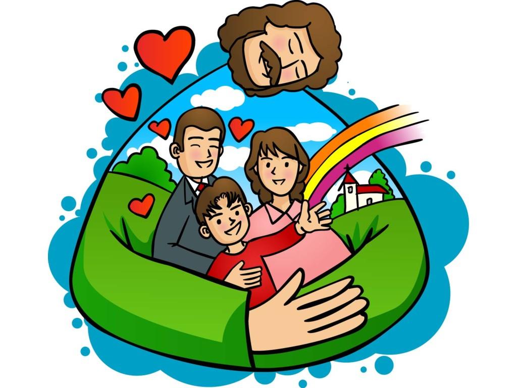 Family Of God Clipart