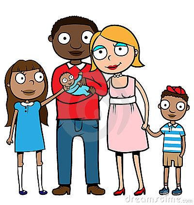 Family On Mixed Families Clip Art And Fa-Family On Mixed Families Clip Art And Families-13