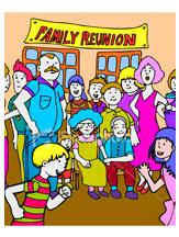 family reunion clip art