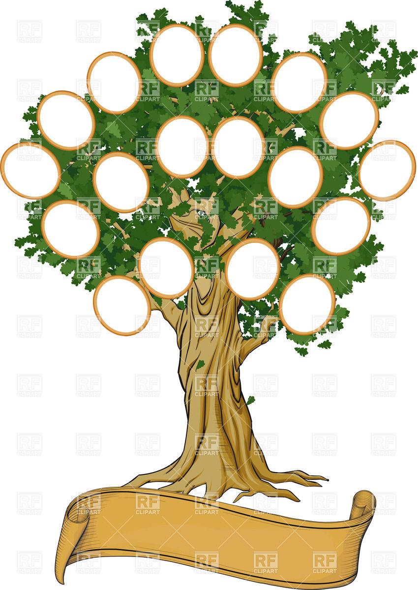 Family Tree Clipart-family tree clipart-11