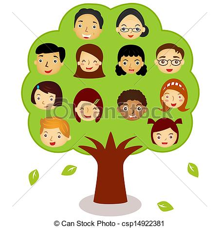 Family Tree (different .