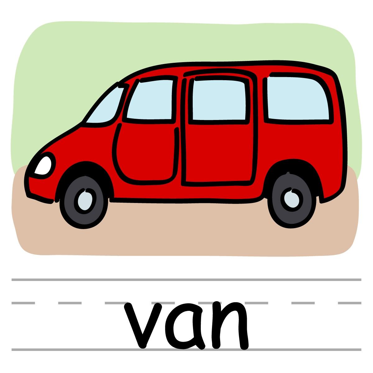Family Van Clipart-family van clipart-2